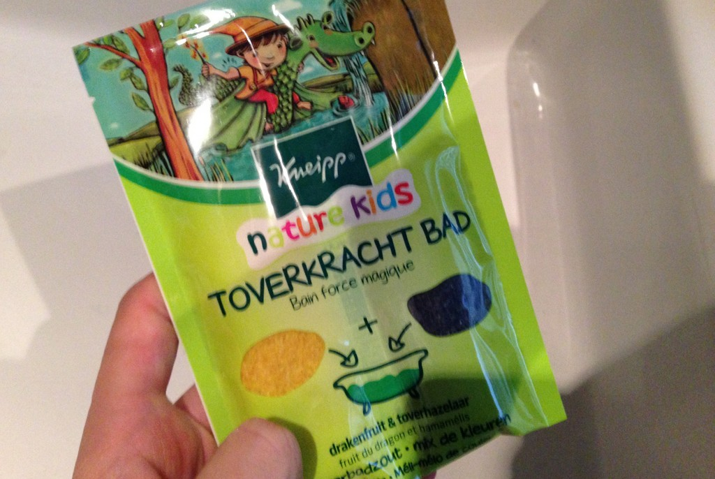 Kneipp bad
