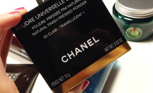 Chanel Transculent Powder