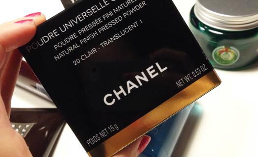 Chanel Transculent Powder