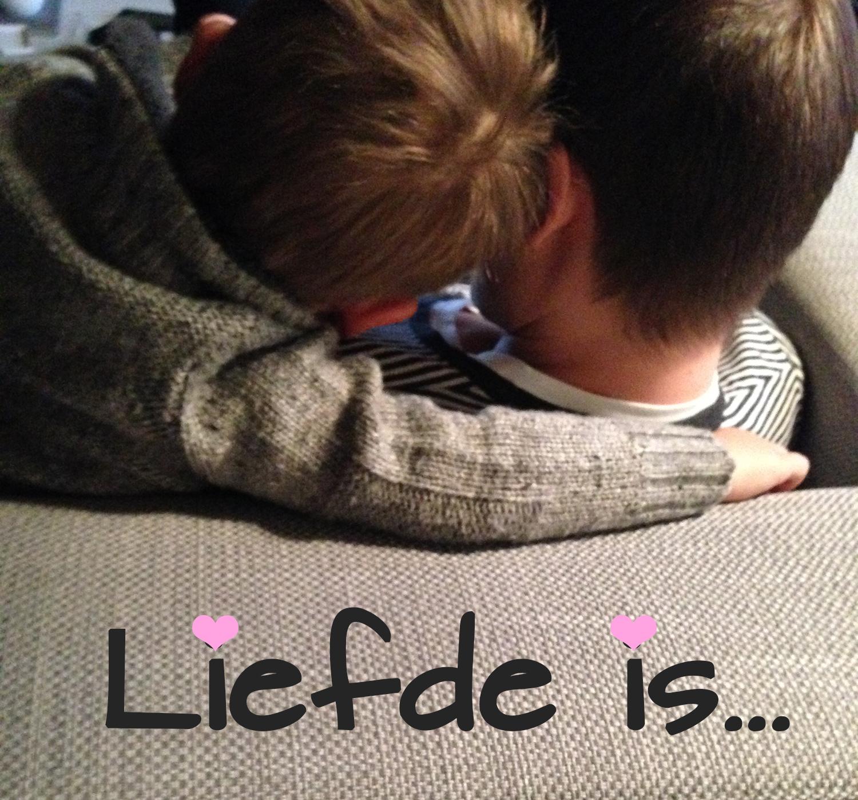 Persoonlijk: Liefde is.. (in foto's)