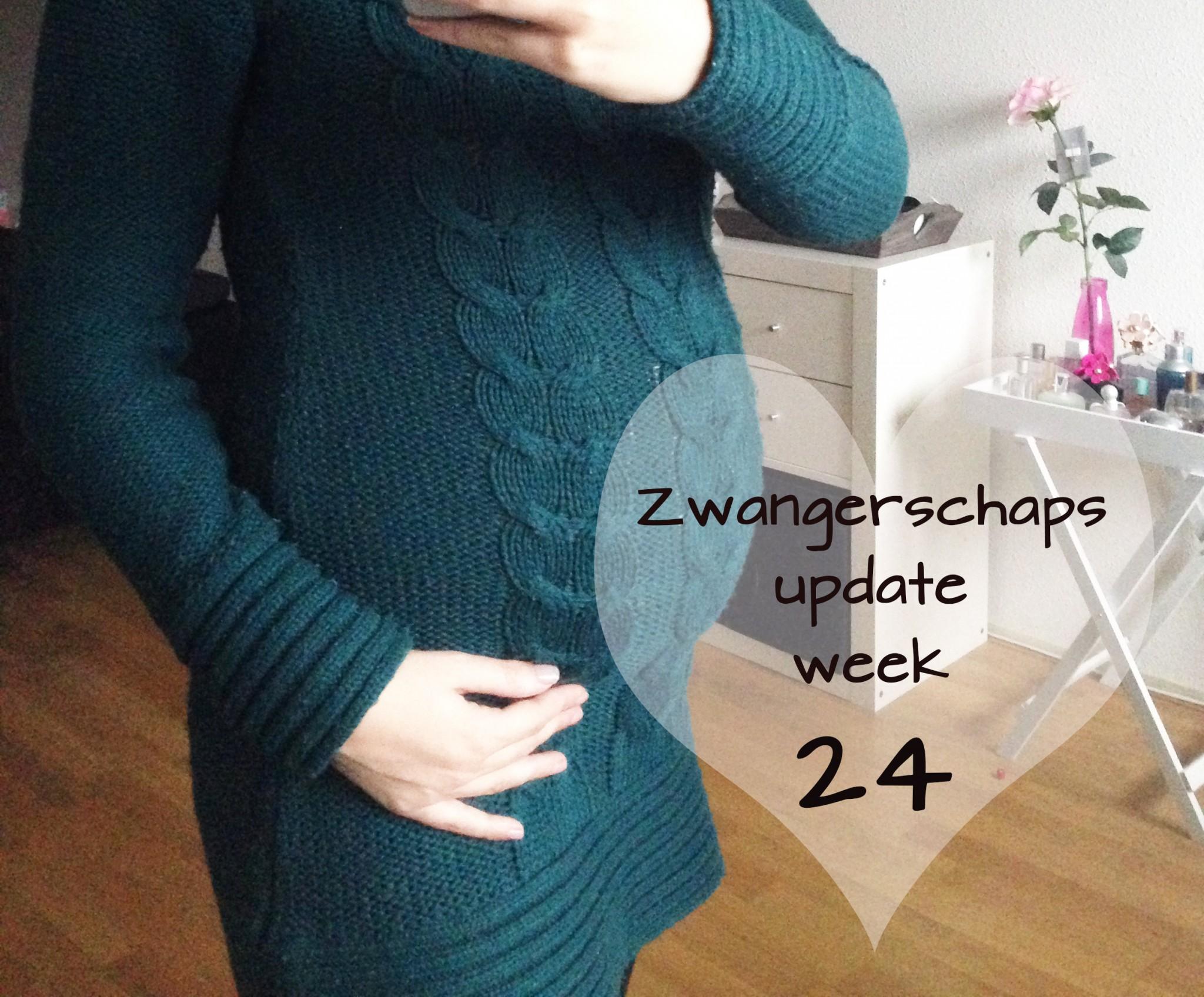 Persoonlijk: Zwangerschapsupdate week 24