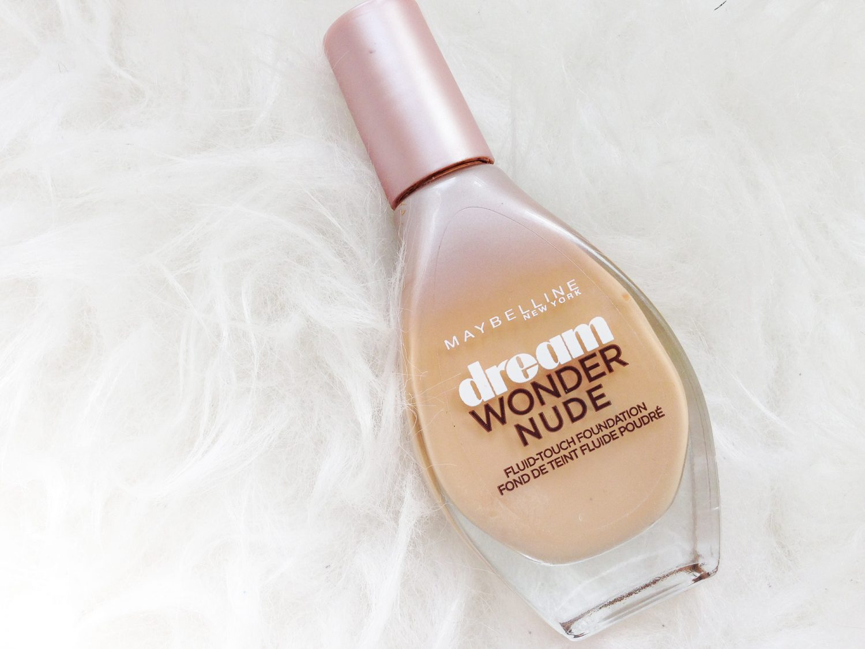 Maybelline Dream Wonder Nude Foundation