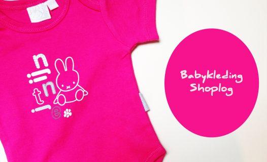 babykleding shoplog