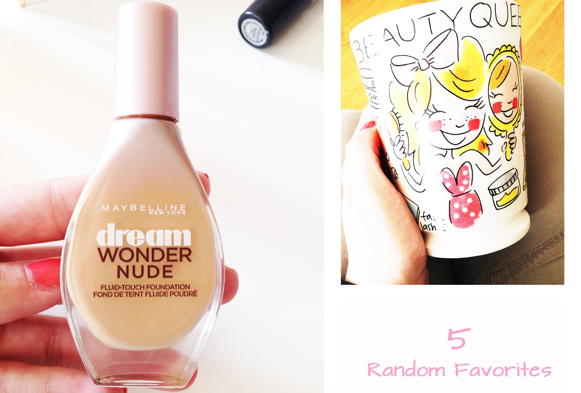 5 Random Favorites