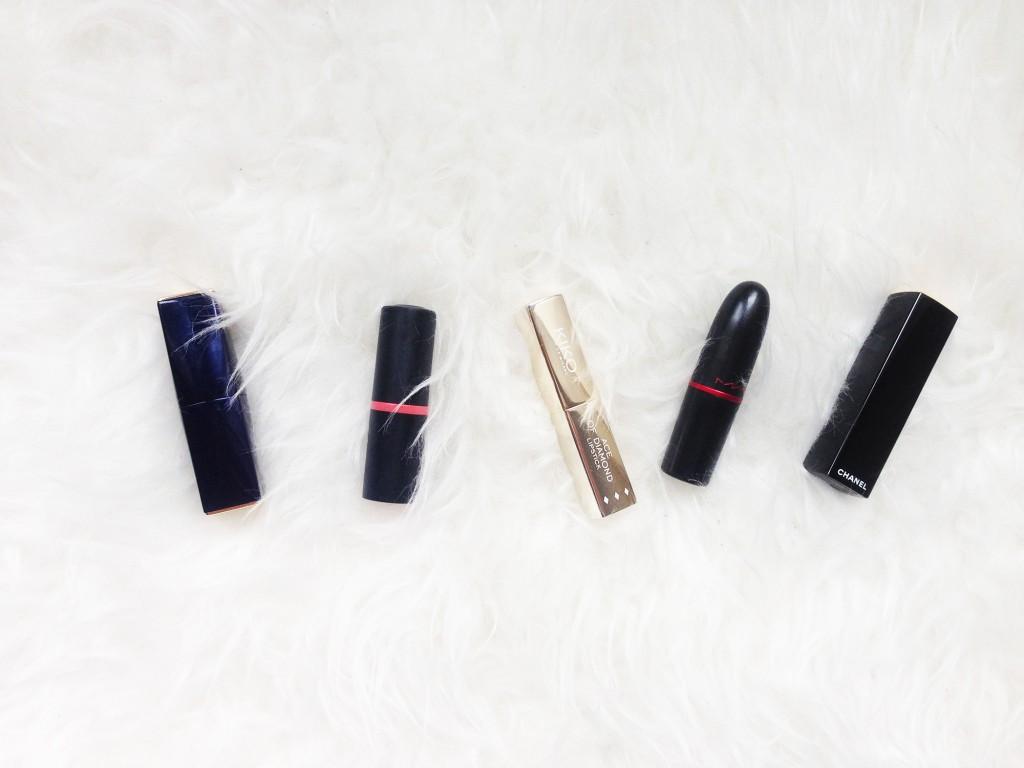 Lente Lipsticks