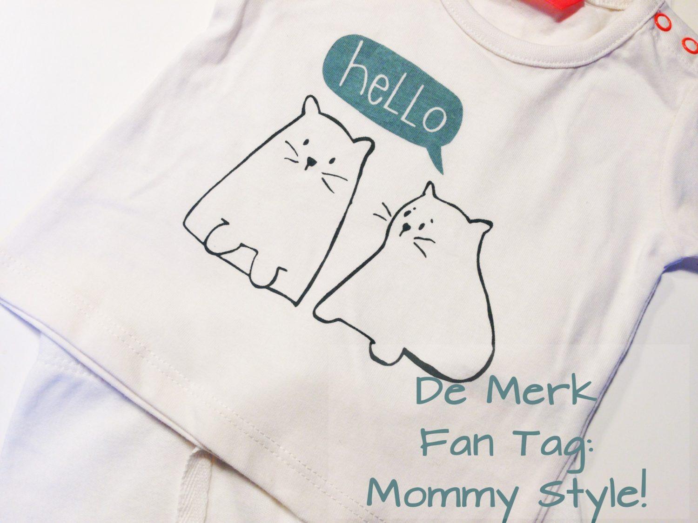 De Merk Fan Tag: Mommy Style