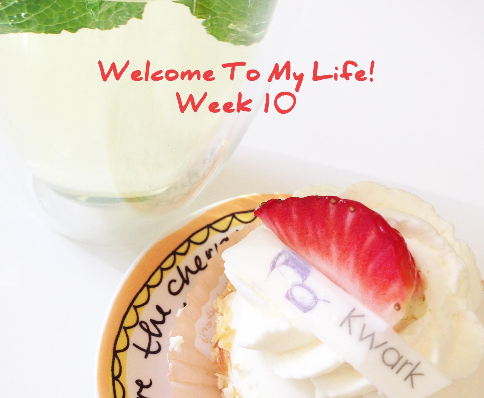 Persoonlijk: Welcome To My Life! (week 10)