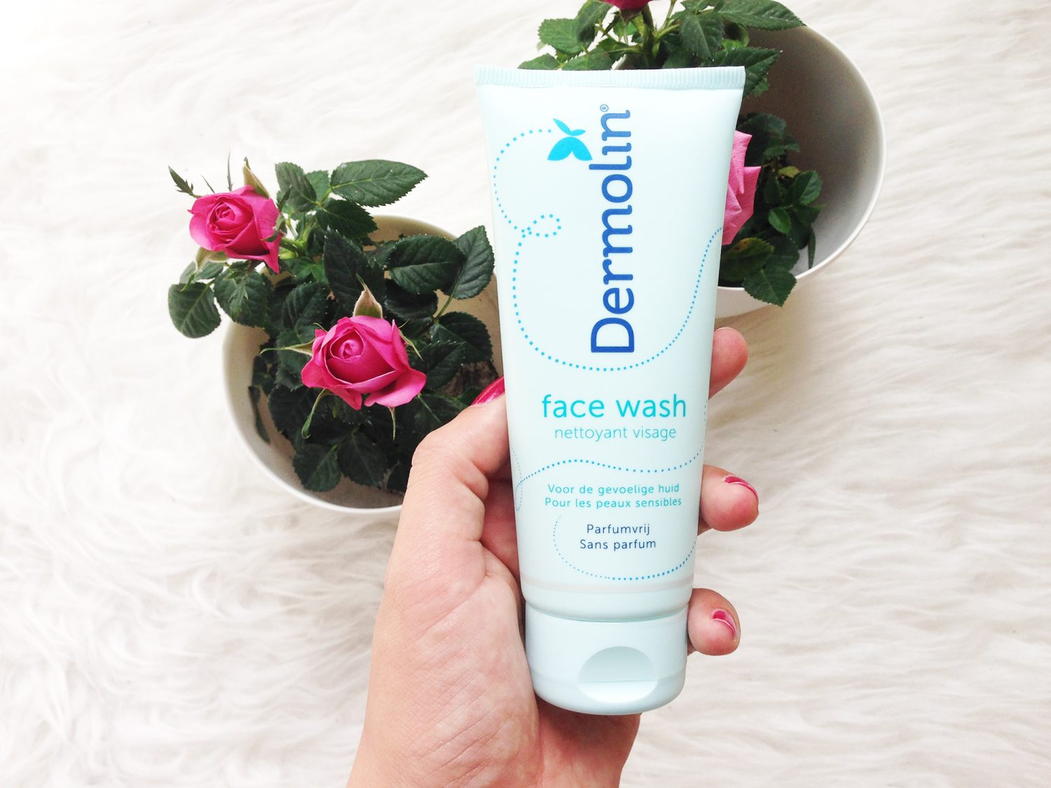 Review Dermolin Face Wash
