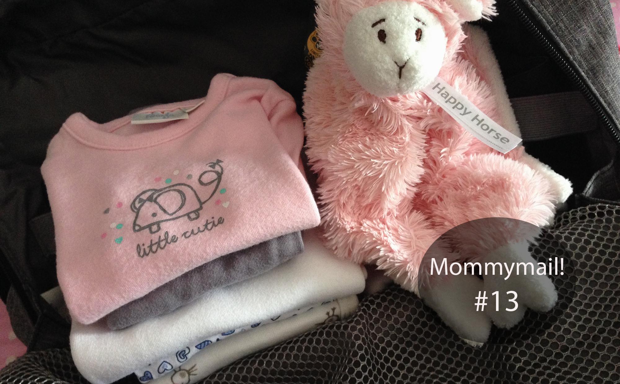 Mommymail #13  Schoonmaakwoede & bevalling