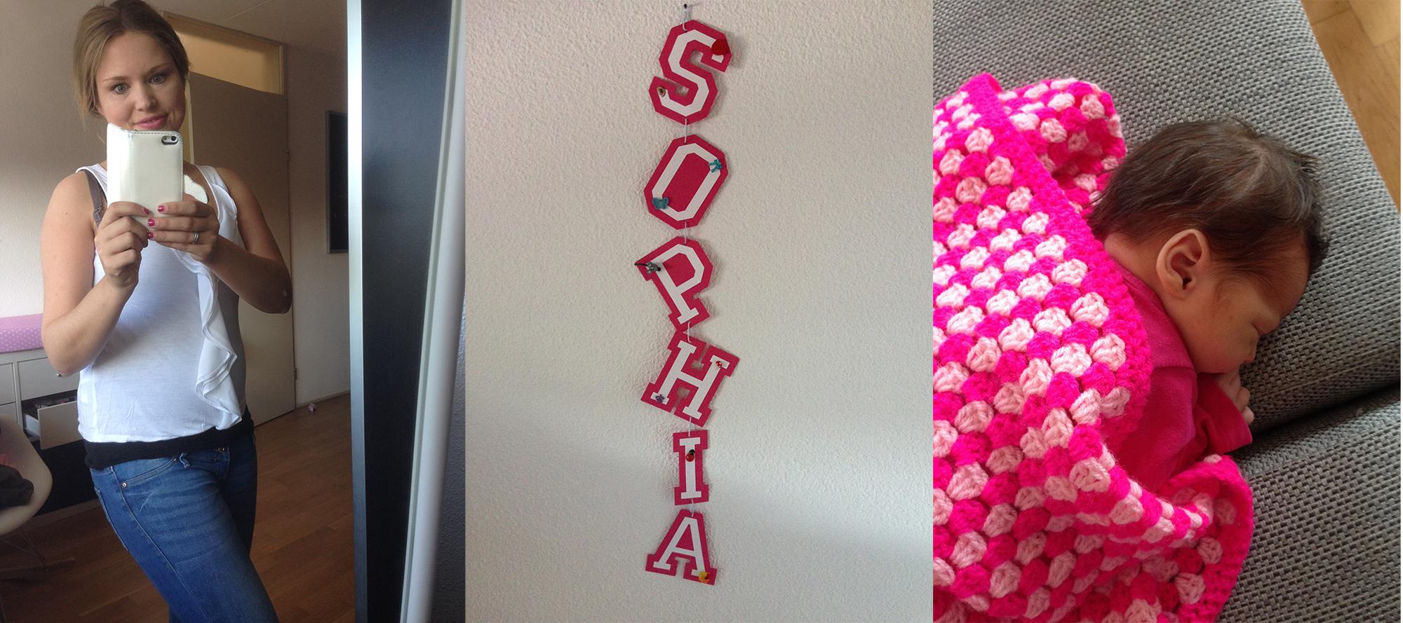 Persoonlijk: Welcome To My Life! Sophia & Babypraat (week 23)