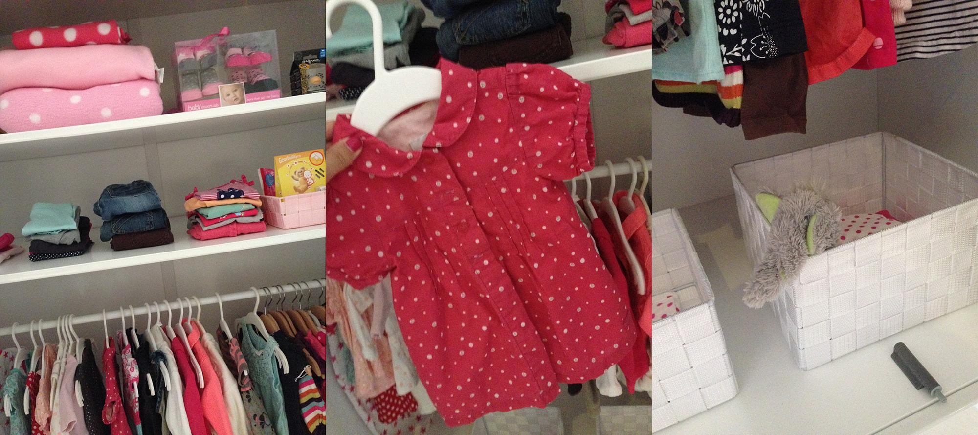 Een kijkje in Sophia haar kledingkast!