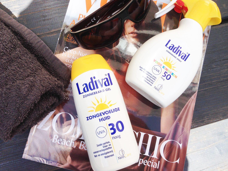 Ladival Zonnebrand (geschikt voor de gevoelige huid)