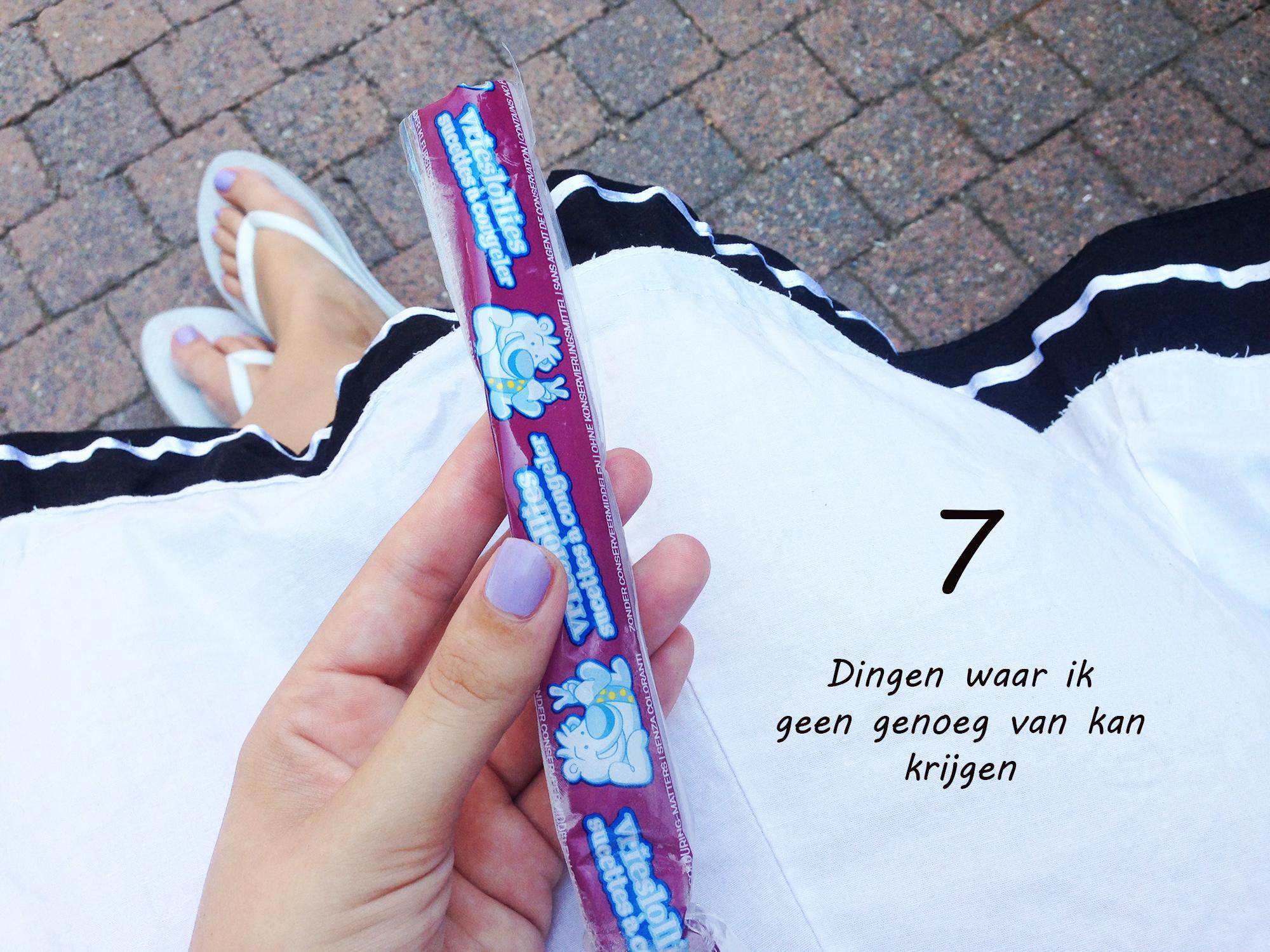 7 Dingen waar ik geen genoeg van kan krijgen..