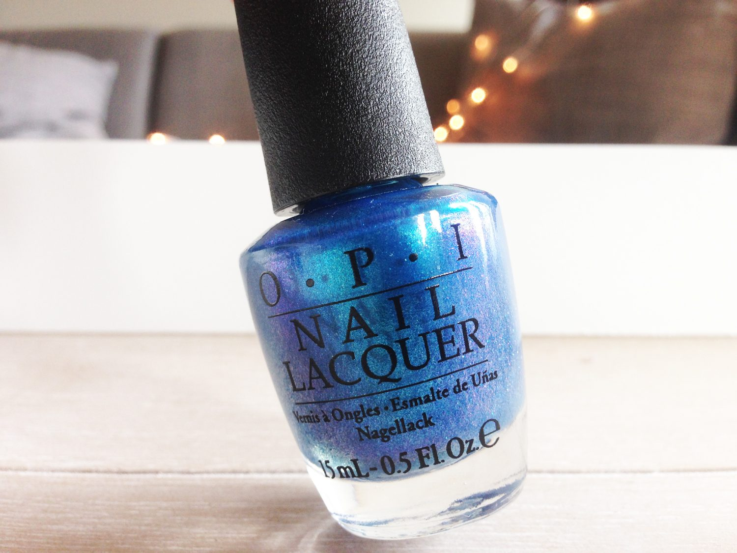 Swatch: O.P.I Brights Collection I Sea You