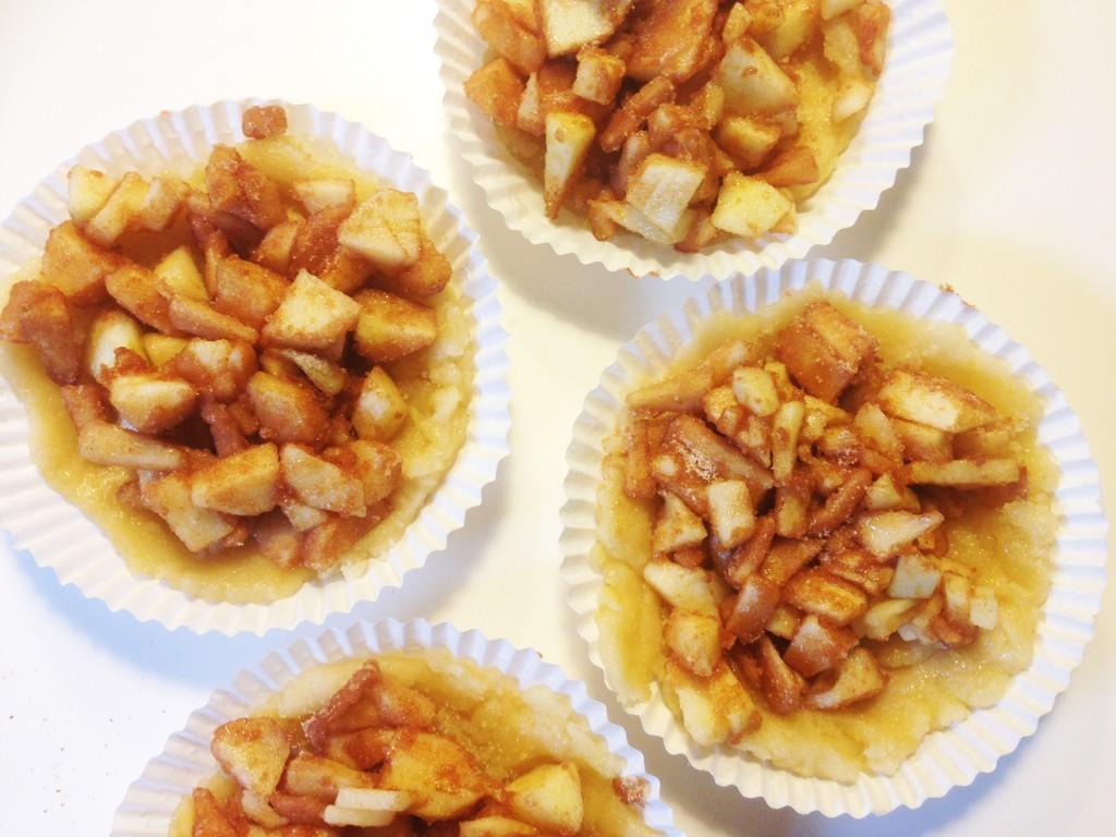 appeltaartjes