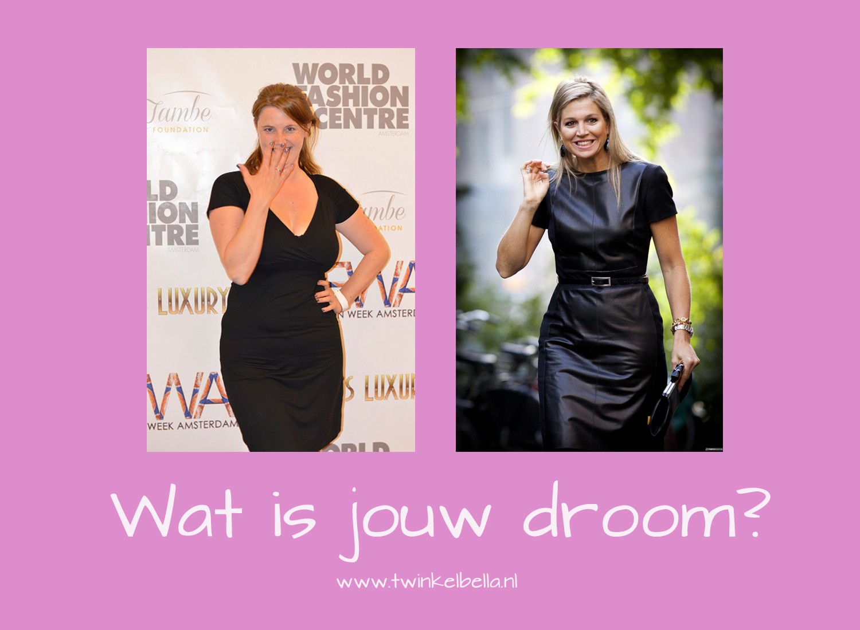 Wat is jouw droom? #2 Yvonne vertelt..