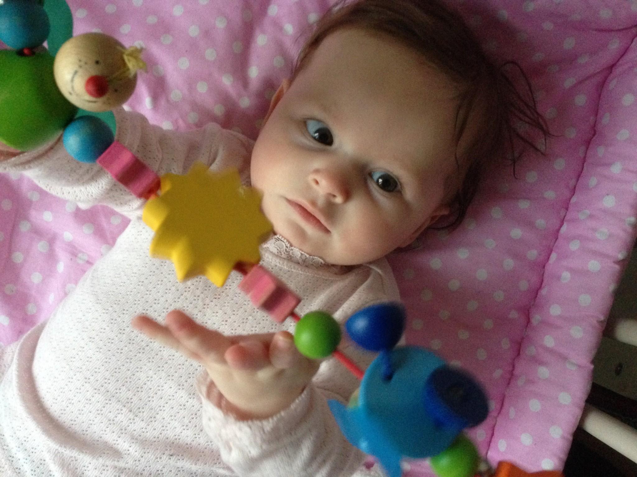 Spelletjes met je baby