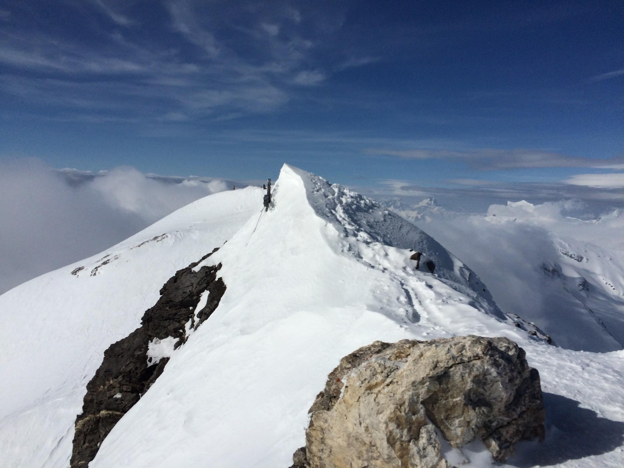 Ik ga een berg beklimmen!