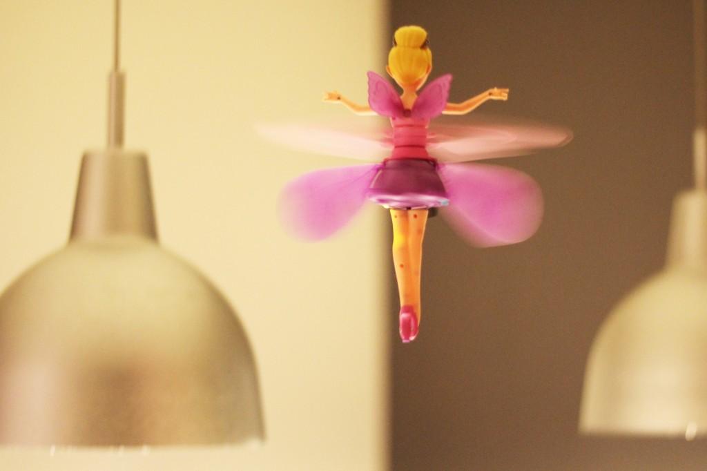 Flutterbye elfje