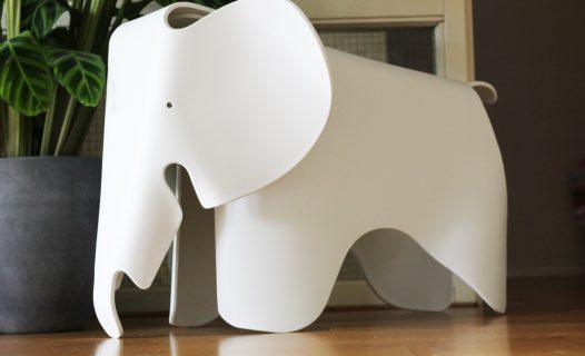 Eames elephant chair