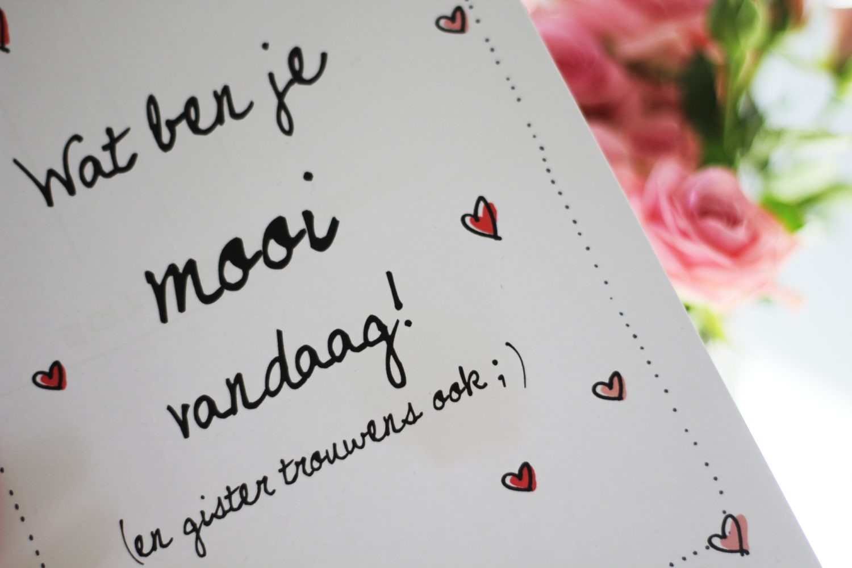 Valentijnsdag & zelfrespect (Zelfrespect Tag)