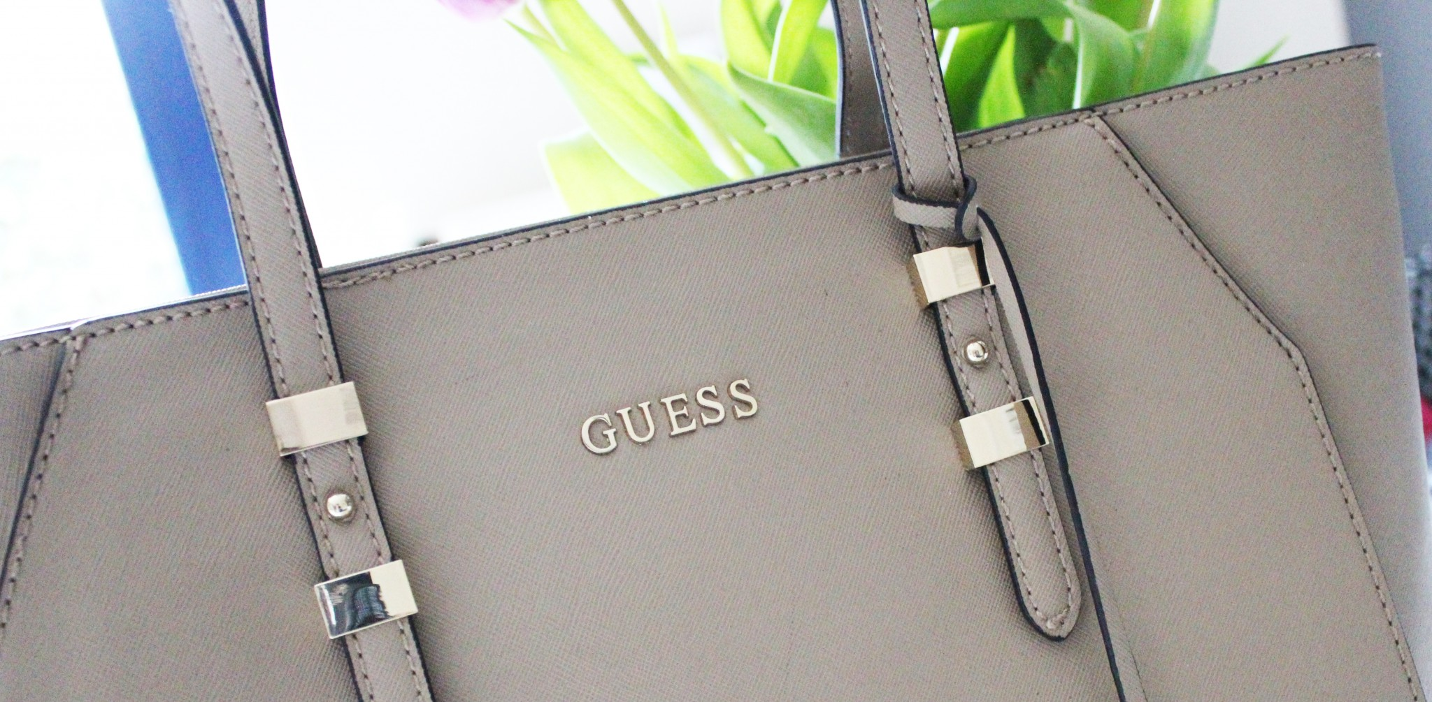 New in: Guess tas (Opening Flagshipstore Duifhuizen)