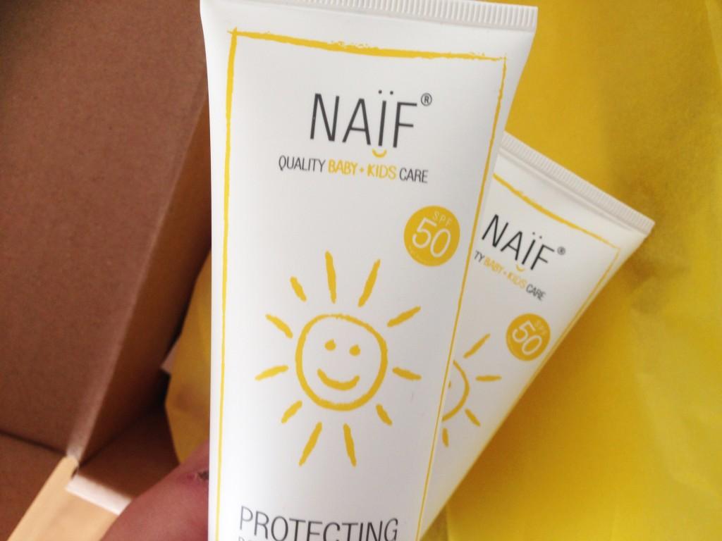 Naïf Sunscreen
