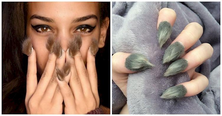 Raar: Furry Nails