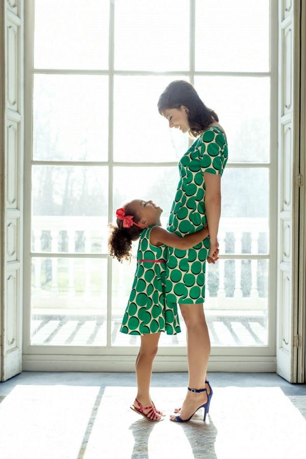 Twinning moeder en dochter outfits steps girls collectie twinkelbella - Dressing modellen ...