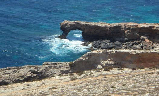 Ontspannen met je kind op vakantie twinkelbella - Malta finestra azzurra ...