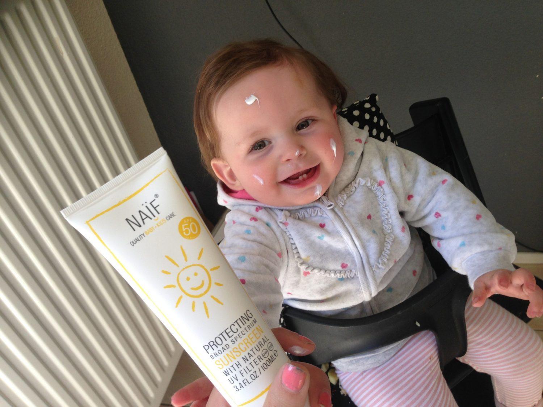Je kind beschermen tegen de zon