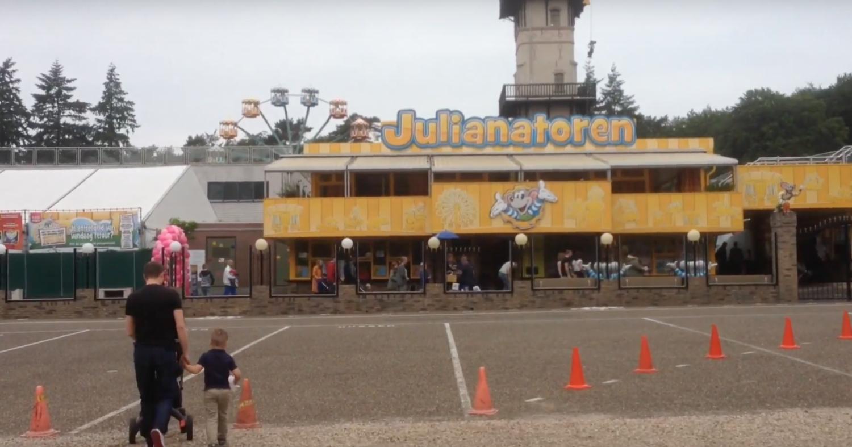 Vlog: Naar de Julianatoren!