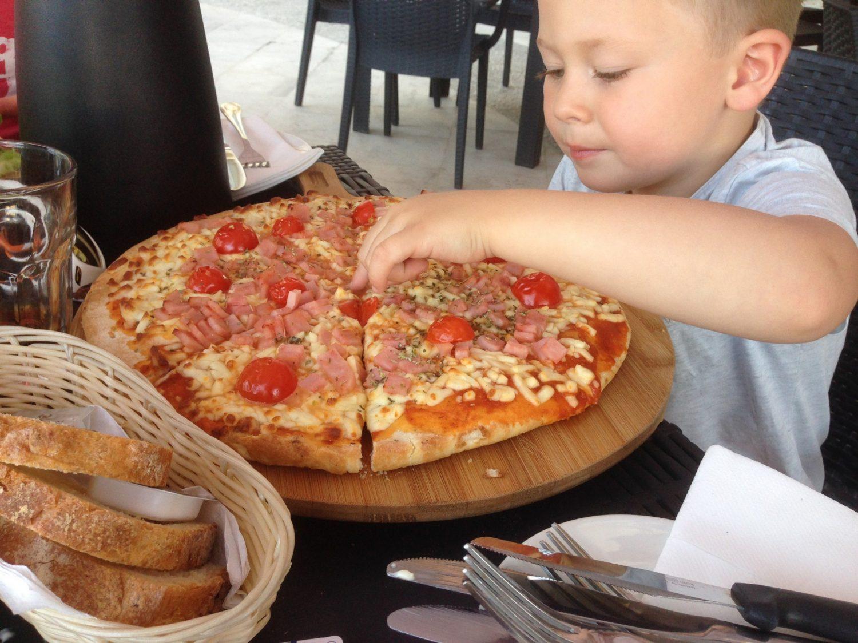 Wanneer je kind niet goed wil eten