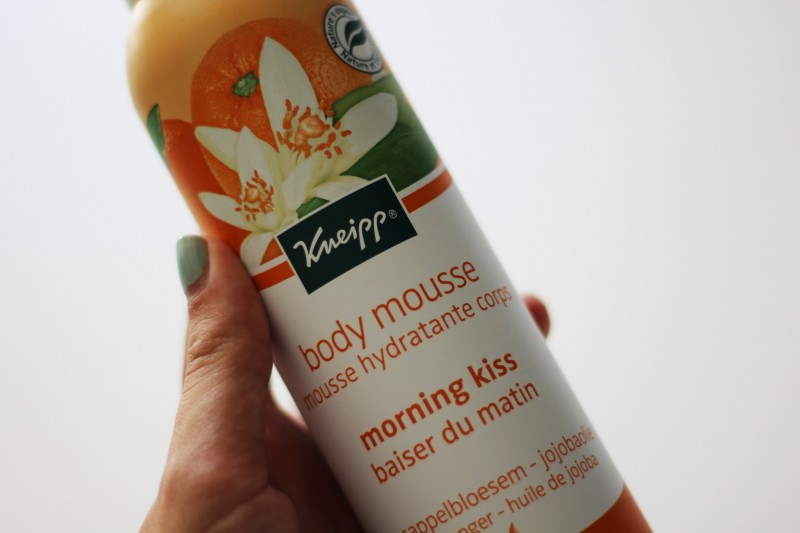 Review: Kneipp Body Mousses