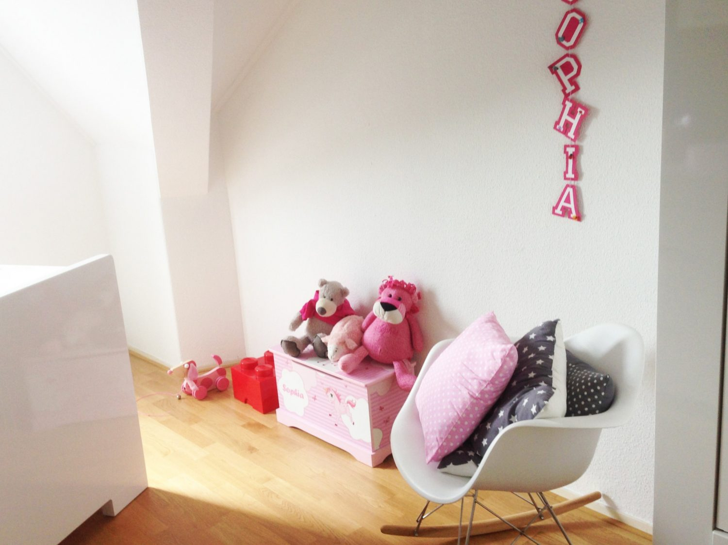 Roomtour kinderkamers