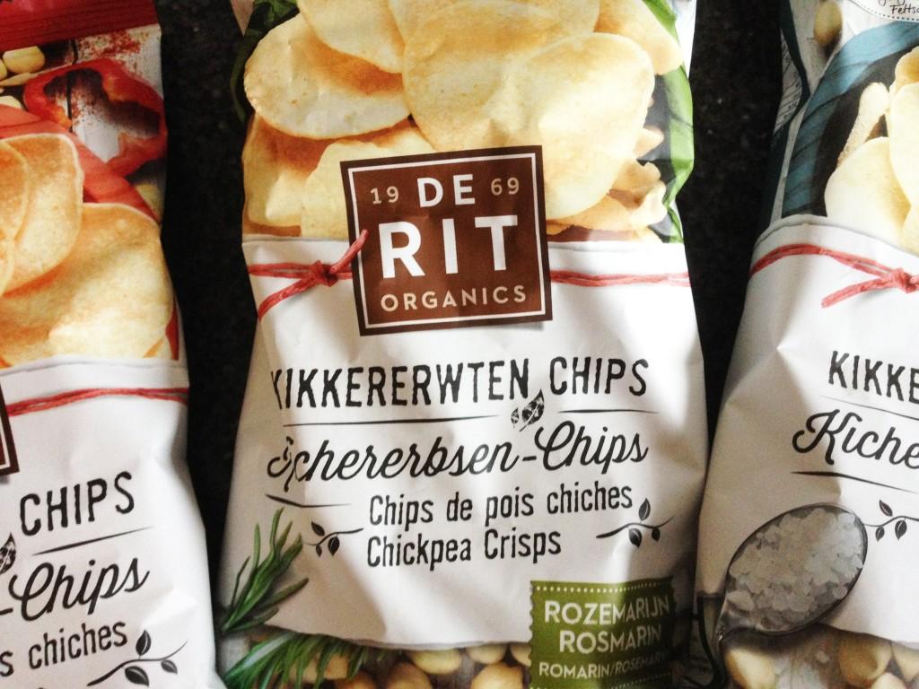 Kikkererwten chips