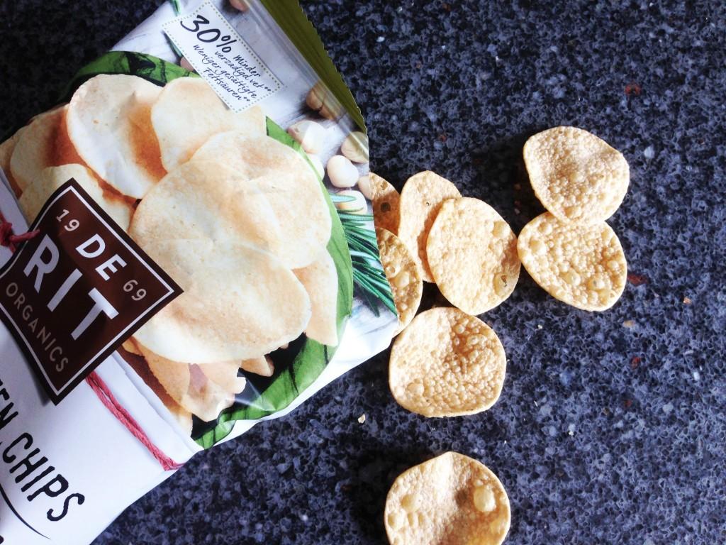 De Rit Kikkererwten Chips