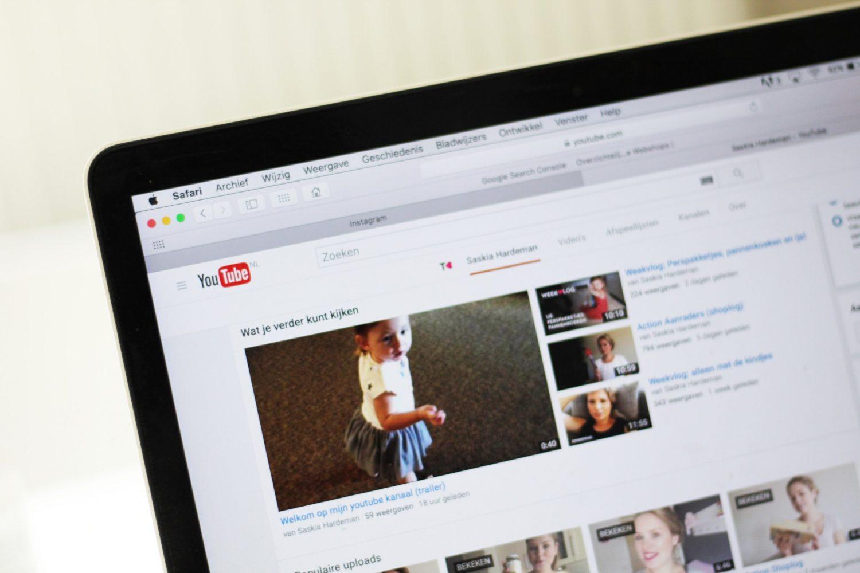 Youtube: een kort overzicht!