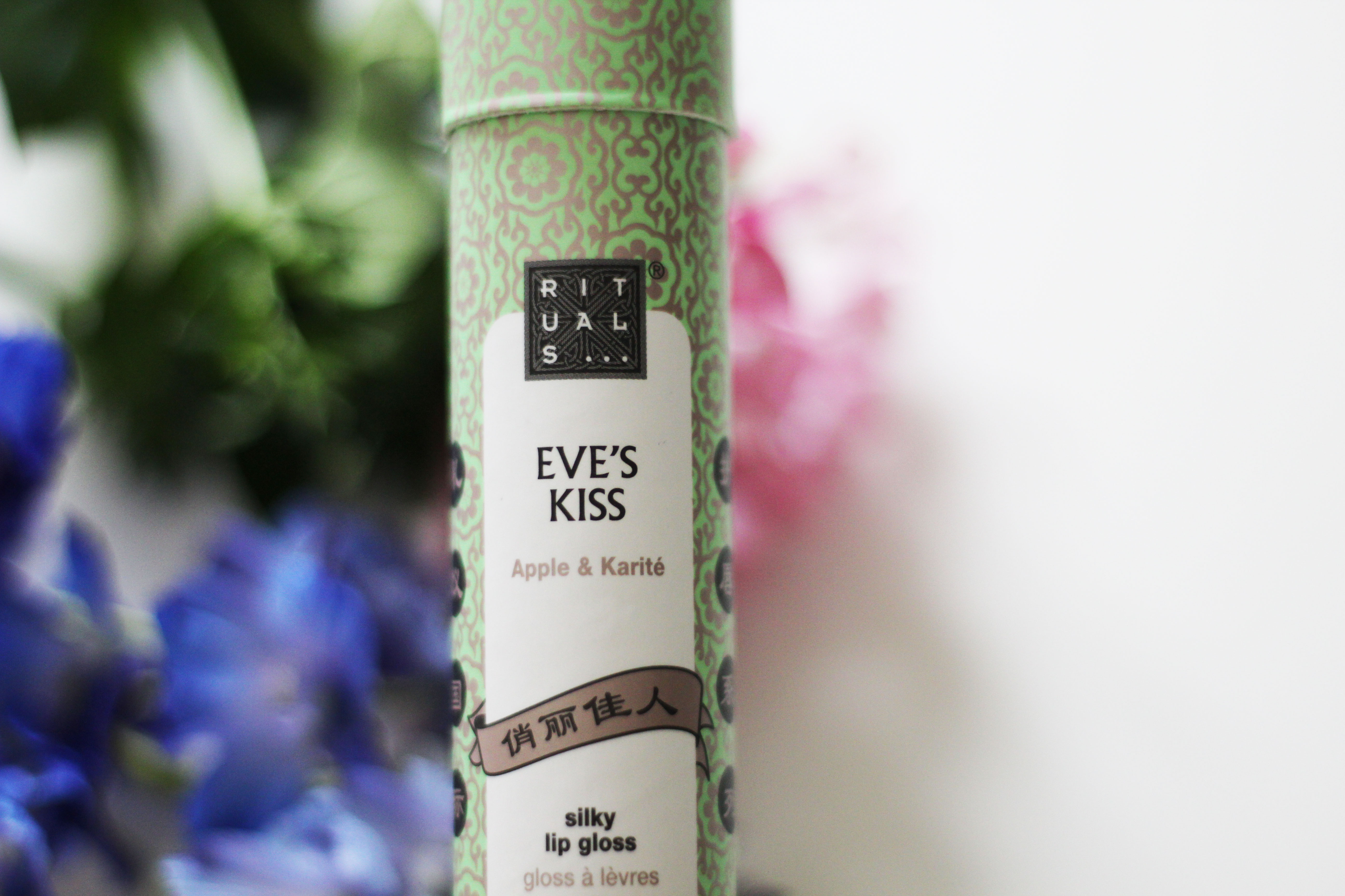 Review: Rituals Silky Lipgloss Eve's Kiss