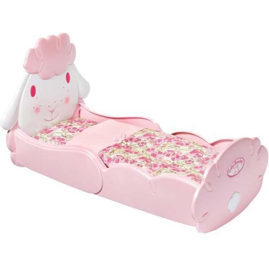 Baby Annabell Schaap Bed