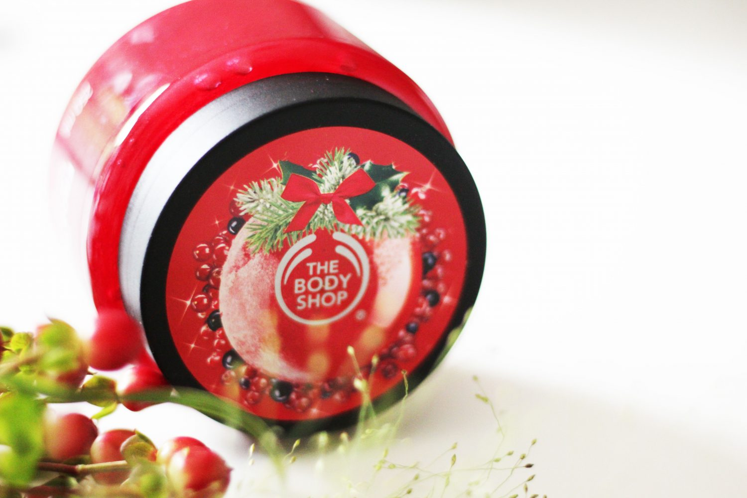 The Body Shop Kerst Collectie 2016 Frosted Berries
