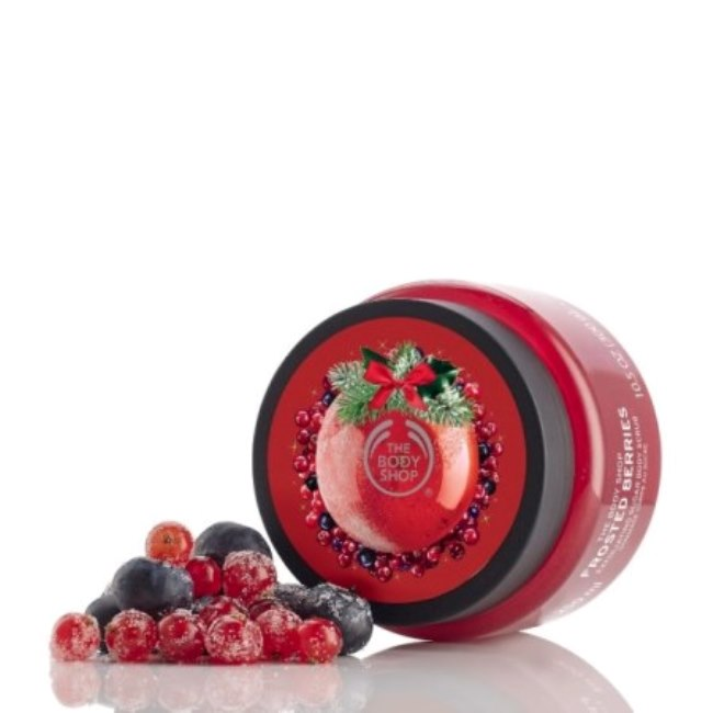 Frosted Berries Body Scrub