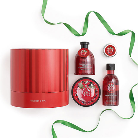Frosted Berries Deluxe Gift