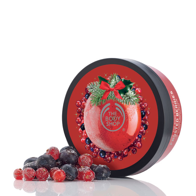 Frosted Berries Body Butter