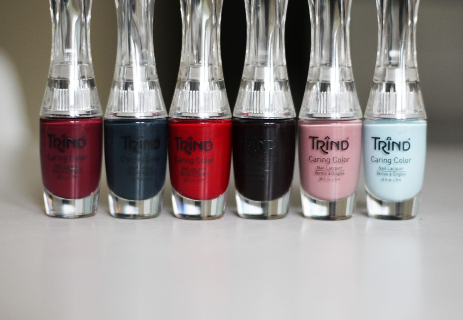 Review: Trind Misty Meadows Collection