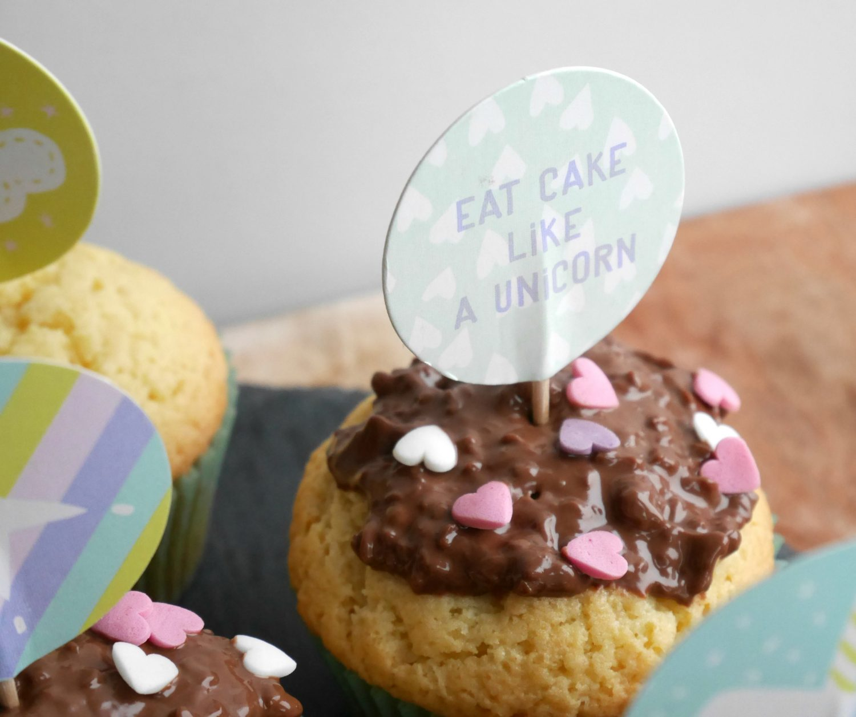 Cupcakes bakken met je kind