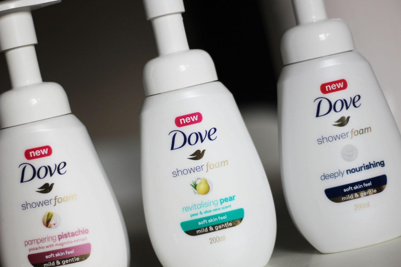 Review: Dove Shower Foam