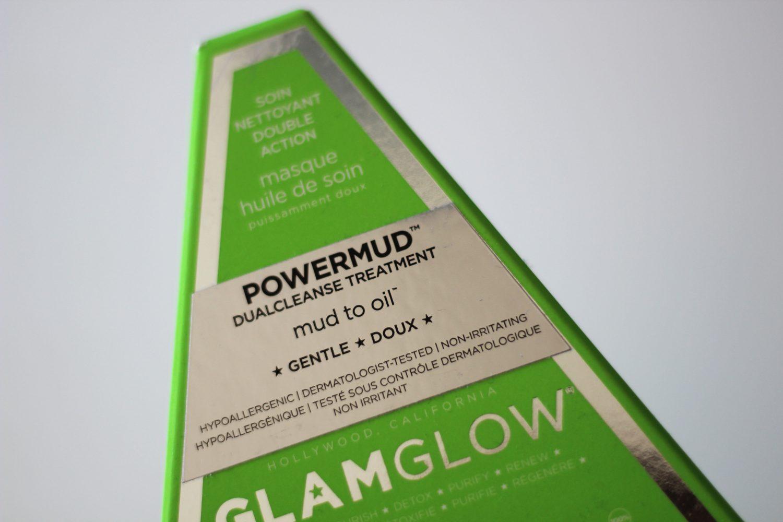 Review: Glamglow Powermud Gezichtsmasker