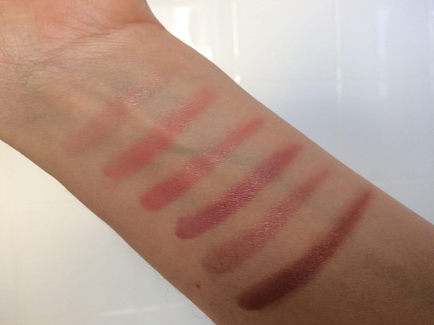 L'Oréal Color Riche La Palette-Lips-