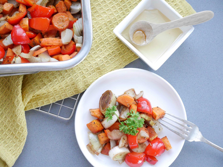 Recept: Gegrilde groente uit de oven